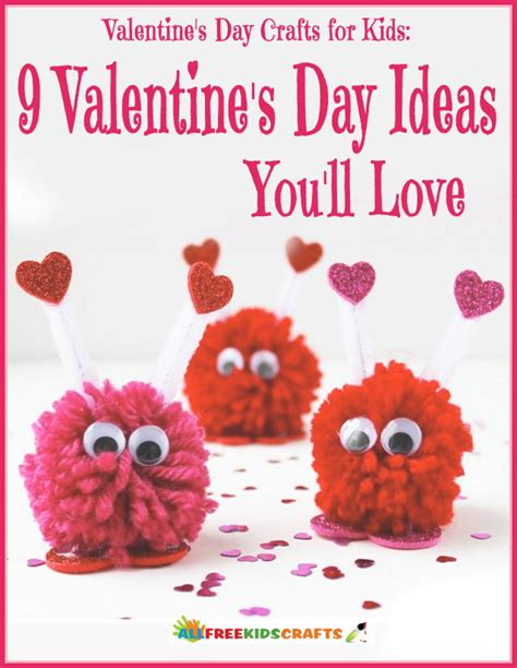 crafts for for valentines day valentines day crafts for 9 valentines day ideas you