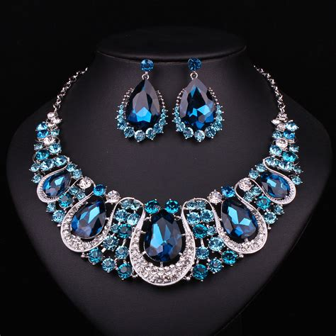 for jewelry fashion indian jewellery sapphire necklace