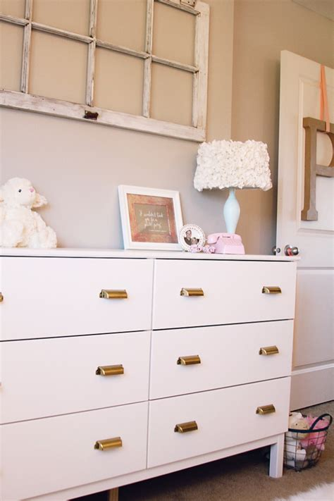 gold dresser white ikea dresser hacks and transformations