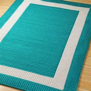 border braided indoor outdoor rug available in 11 colors