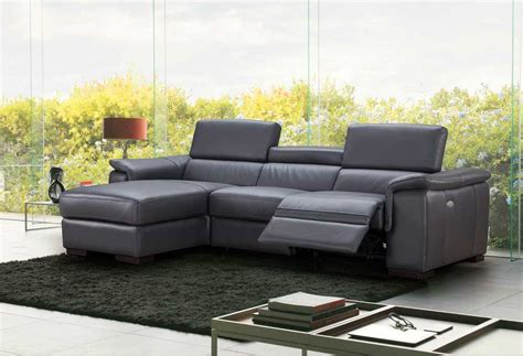 leather sectional sofa with power recliner premium leather sectional sofa with power recliner nj