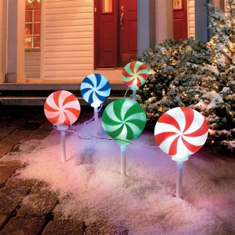 yard lights decorations yard decorations festive ideas for the outdoor
