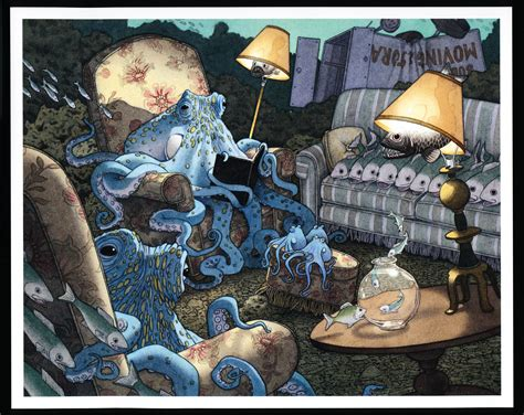 flotsam picture book flotsam family of octupuses critical commons