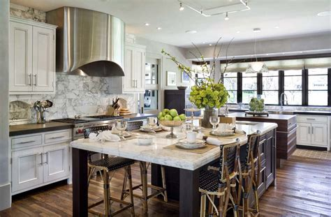 kitchen island with table 6 benefits of a great kitchen island