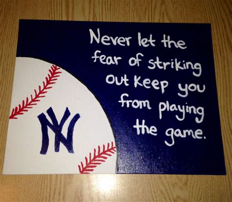 25 best ideas about baseball canvas on