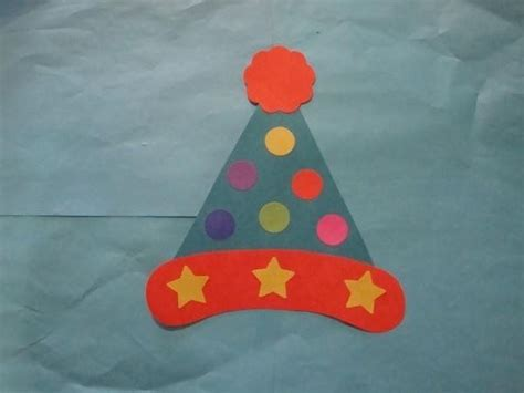 circus crafts for circus hat circus and fairs crafts activities