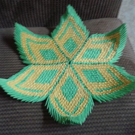 3d origami lotus 3d origami lotus flower d by taimagroo on deviantart