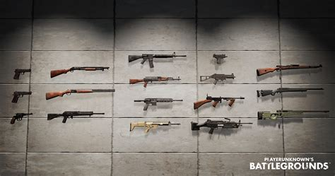 pubg weapon damage steam community guide a weapons guide to