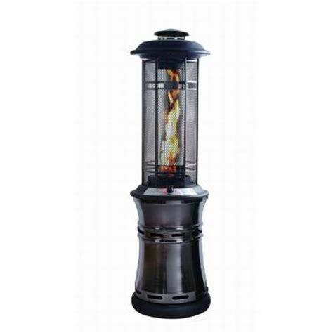 propane patio heaters home depot inferno 36 000 btu retractable propane gas patio heater