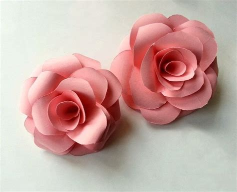 paper roses craft diy paper 183 how to make a flowers rosettes