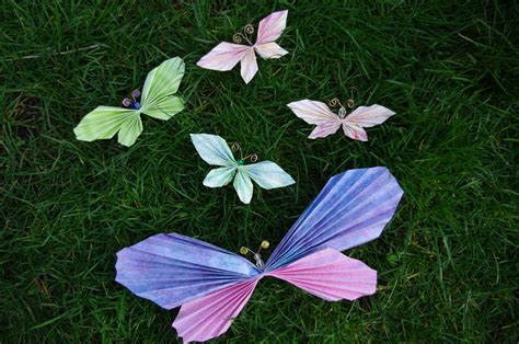 paper butterflies craft passengers on a spaceship paper butterflies for