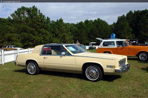 85 Cadillac Eldorado For Sale by 1985 Cadillac Eldorado Pictures History Value Research