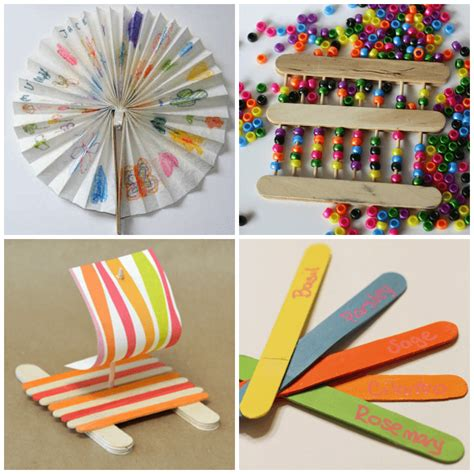 stick crafts for 30 popsicle stick crafts for from abcs to acts