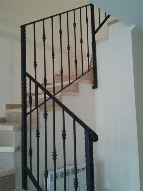 barandillas de forja para escaleras de interior barandales de forja para escaleras modelos de barandilla