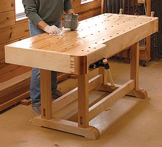 the essential woodworker pdf woodworking workbench plans the essential workbench this