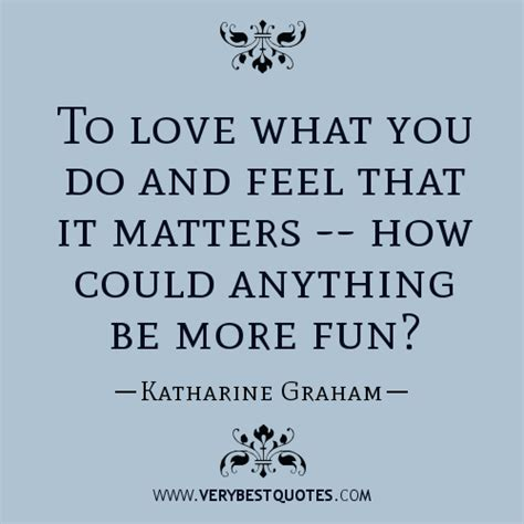 do feel what matters quotes quotesgram