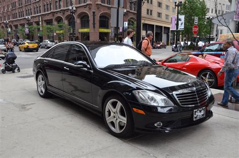 2008 Mercedes S550 4matic by 2008 Mercedes S Class S550 4matic Stock Gc1400a For