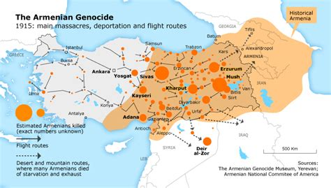 ottoman empire armenian genocide 40 maps that explain world war i vox