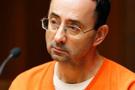 larry nassar former usa gymnastics dr larry nassar pleads guilty