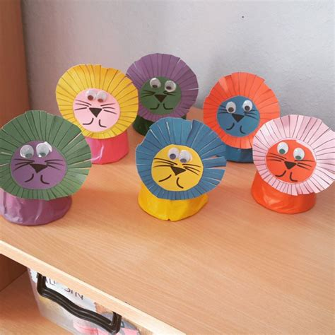 paper cup crafts for preschool crafts and worksheets