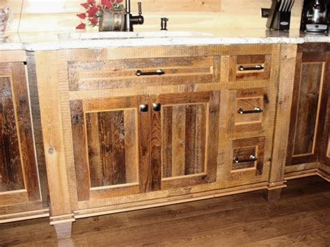reclaimed kitchen cabinets for sale reclaimed barnwood kitchen cabinets barn wood furniture