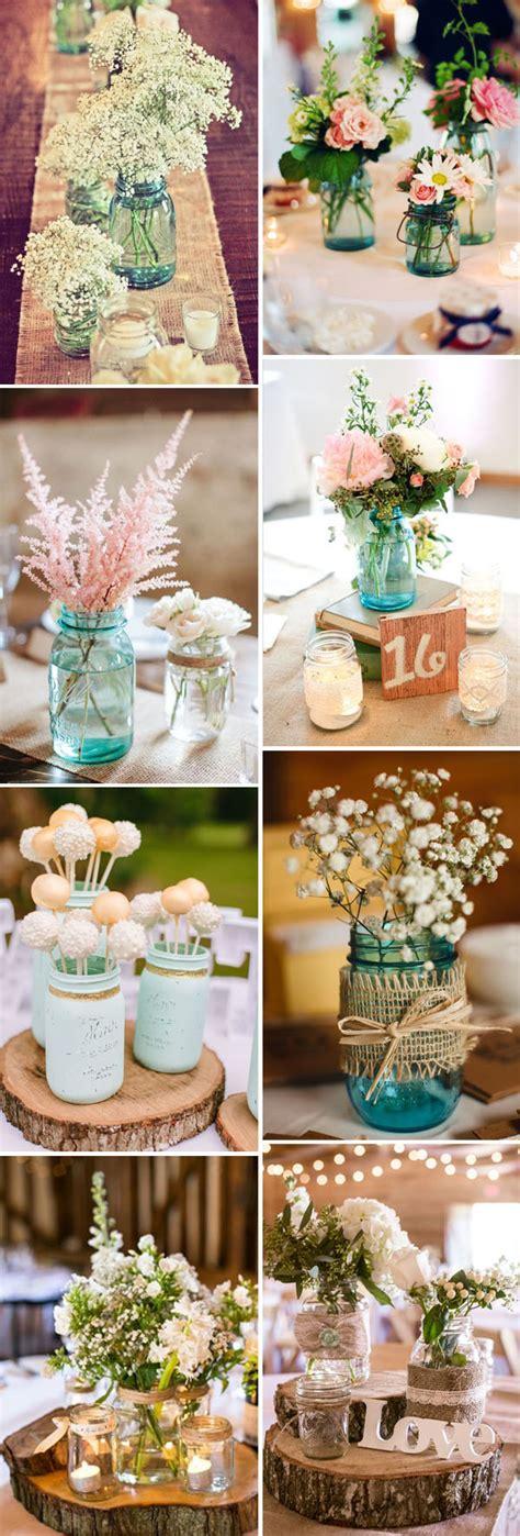wedding crafts for 50 best rustic wedding ideas with jars stylish