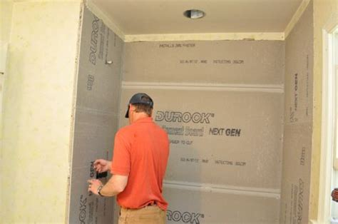 bathroom shower wall material how to tile a bathroom shower walls floor materials