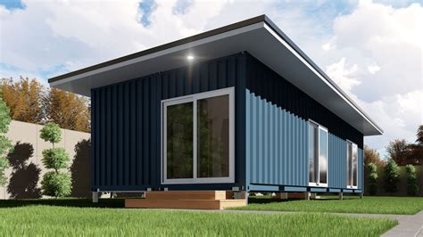 1 Bedroom Modular Homes Floor Plans 1 shipping container home floorplans