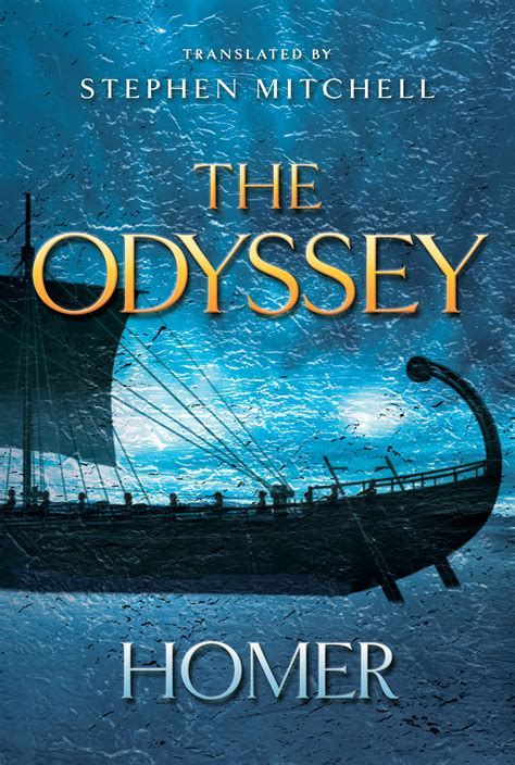 the odyssey picture book the odyssey book by homer stephen mitchell official