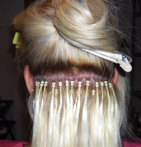 micro bead extensions how much is micro bead hair extensions hair human wavy