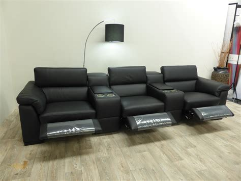 natuzzi reclining sofa natuzzi editions encore power reclining cinema seating