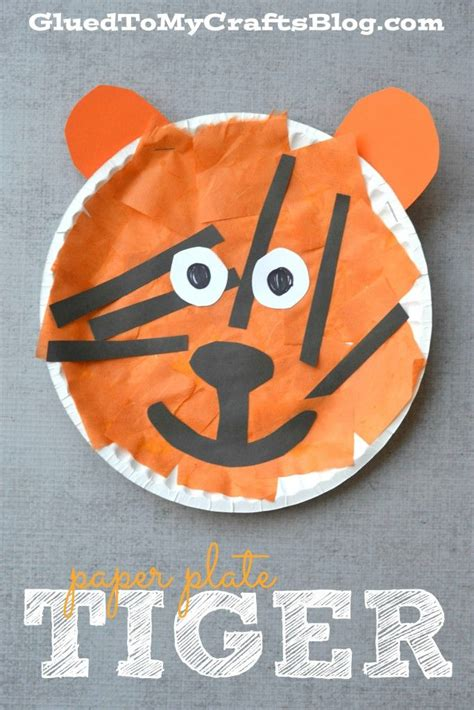 25 Best Ideas About Paper Plate Animals On