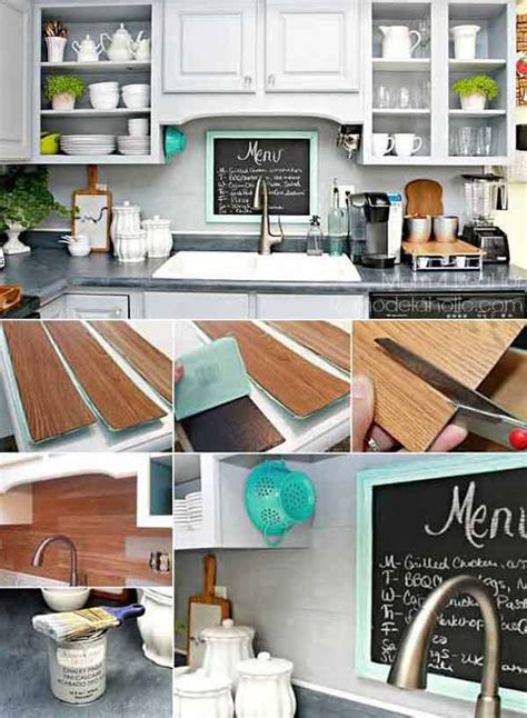 low cost kitchen backsplash ideas desktop image 24 low cost diy kitchen backsplash ideas and tutorials