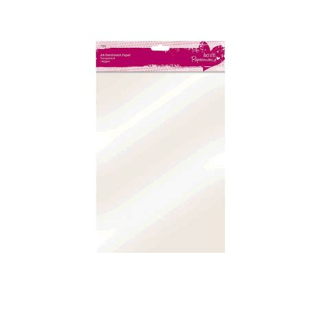 paper packs for card a4 parchment paper pack of 10 papermania from