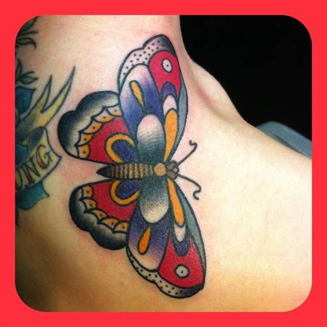 old butterfly tattoo envy pinterest tattoo