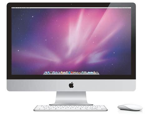mac computer desk 27 inch apple imac