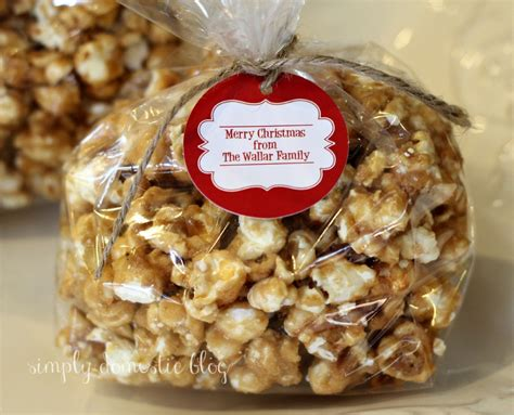 popcorn gifts gift tags popcorn just b cause
