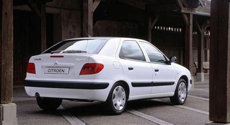 Citroen Xsara by Citroen Xsara Hatchback 2000 2003 Reviews Technical
