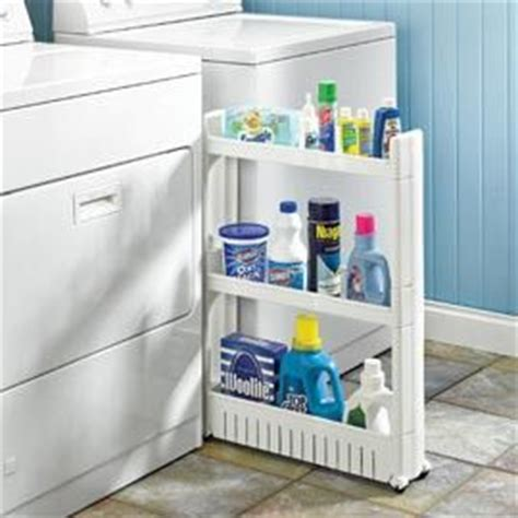 laundry room storage between washer and dryer 5 ideias para organizar a lavanderia casa d 233 cor etc