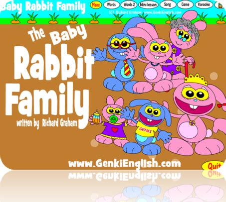 family picture book for baby baby rabbit family picture book this is and these are