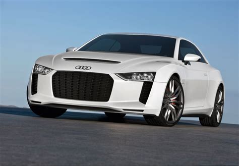 Audi New Car by Four New Audi Cars And One Concept To Make Uk Debut At