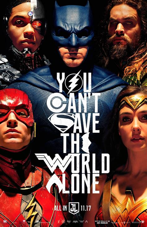 justice league the comic con trailer for justice league reveals their