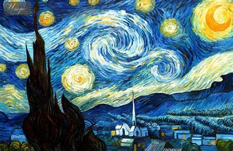 The Best Paintings Of Vincent Gogh