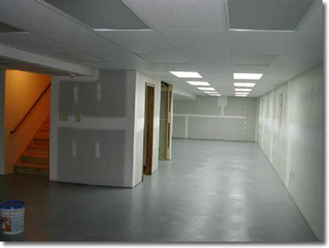 painting concrete basement floor best concrete floor paint basement image mag