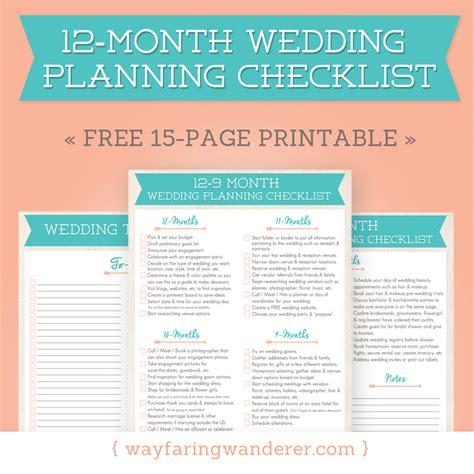 planning checklist wayfaring wanderer boone nc photographer wedding planning