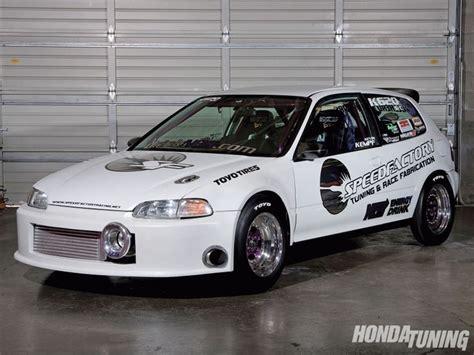 Honda Civic Drag Race by 1992 Honda Civic Eg Drag Kanjo