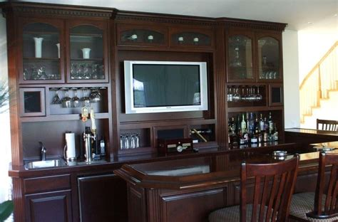 built in bar cabinets for home built in home bar cabinets woodwork creations