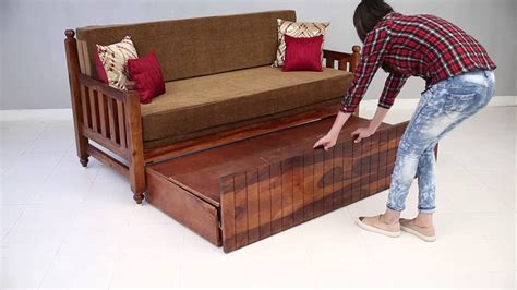 wooden sofa bed with storage sofa bed erika sofa bed wooden