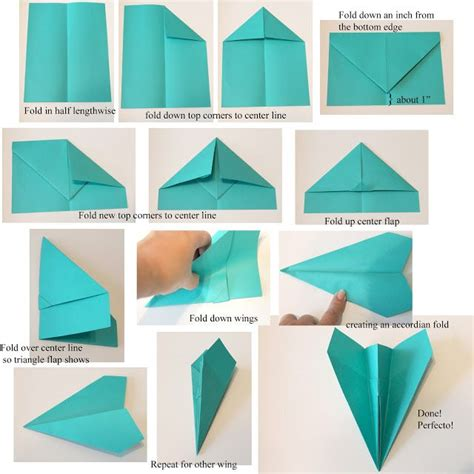 how to make an origami aeroplane 25 unique origami airplane ideas on origami