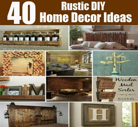 home decor pics 40 rustic diy home decor ideas diycozyworld home